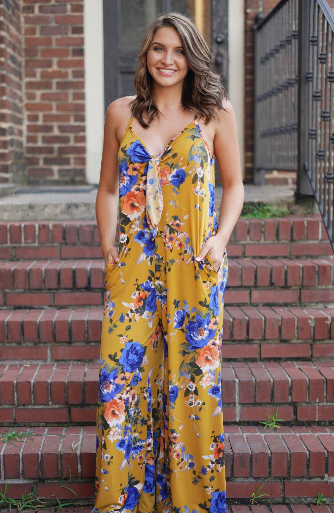 Fall Into Me Jumpsuit