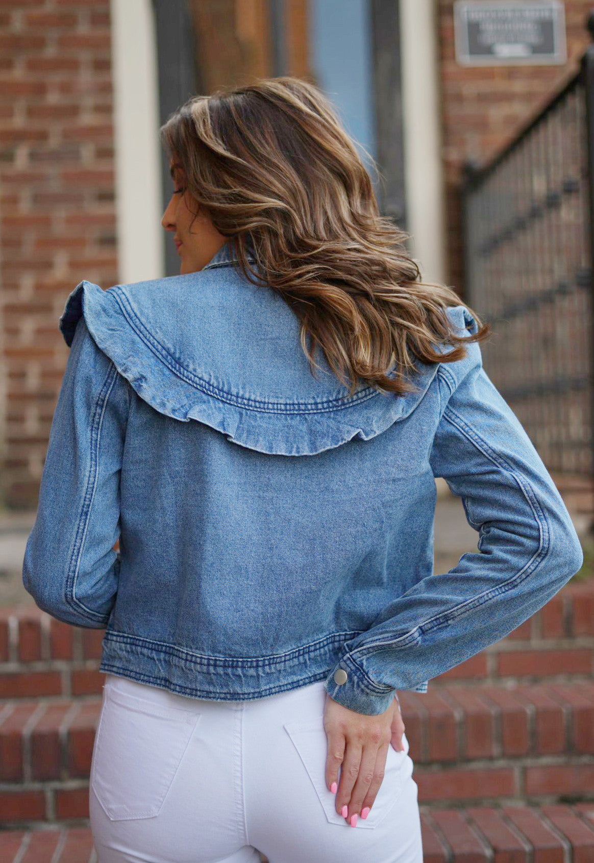Trendsetter Denim Jacket