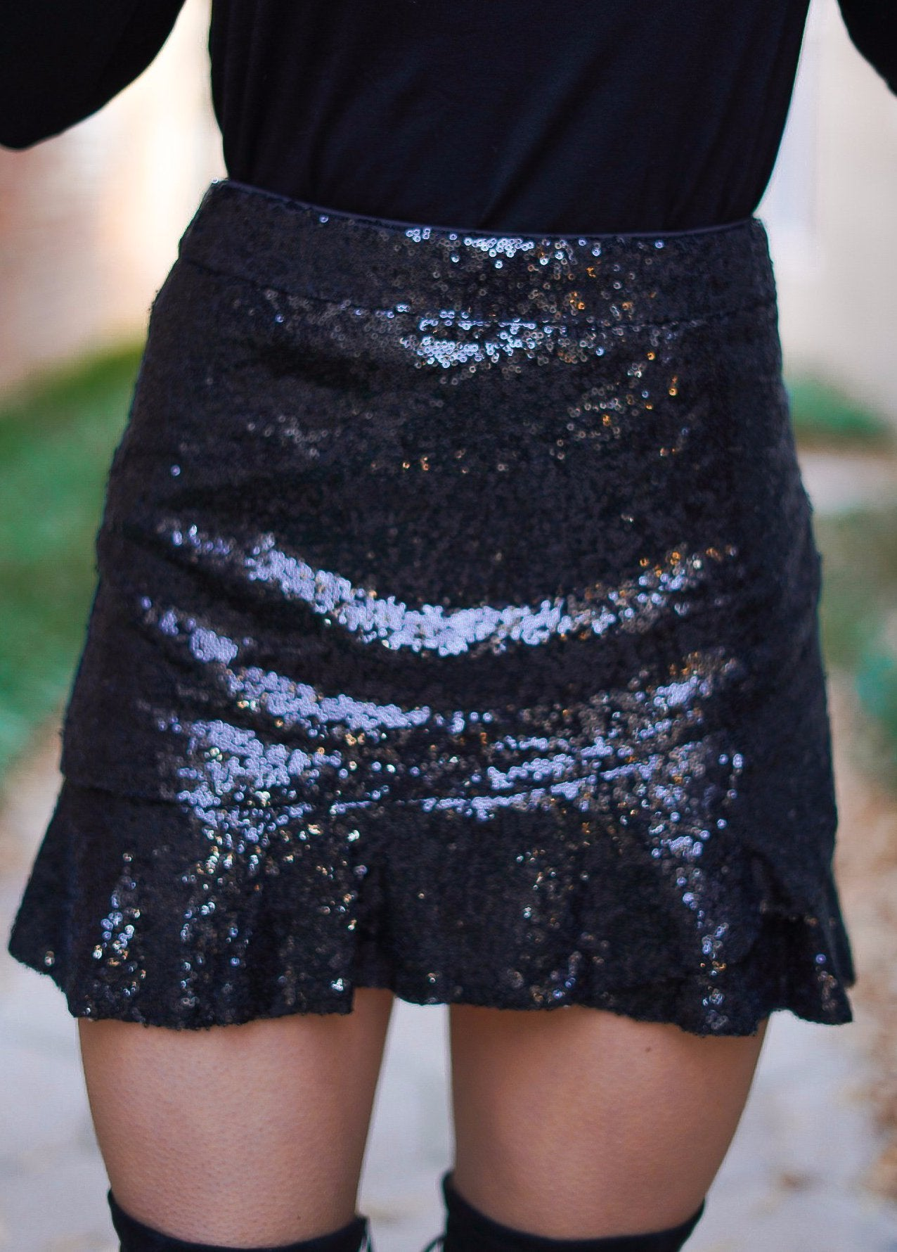Poppin' Bubbly Skirt