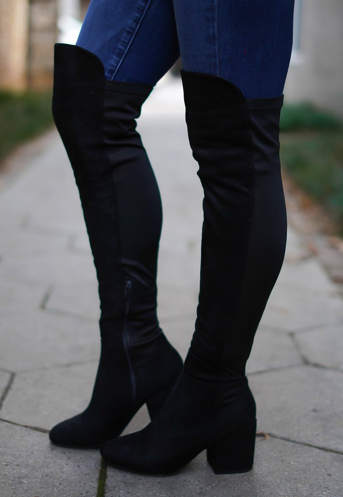 Adalynn Thigh High Boots