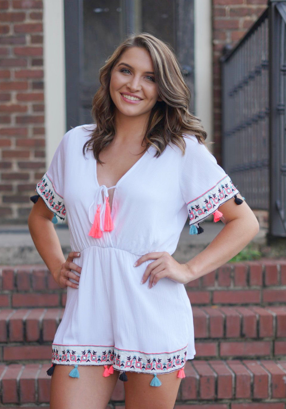 Fun in the Sun Romper