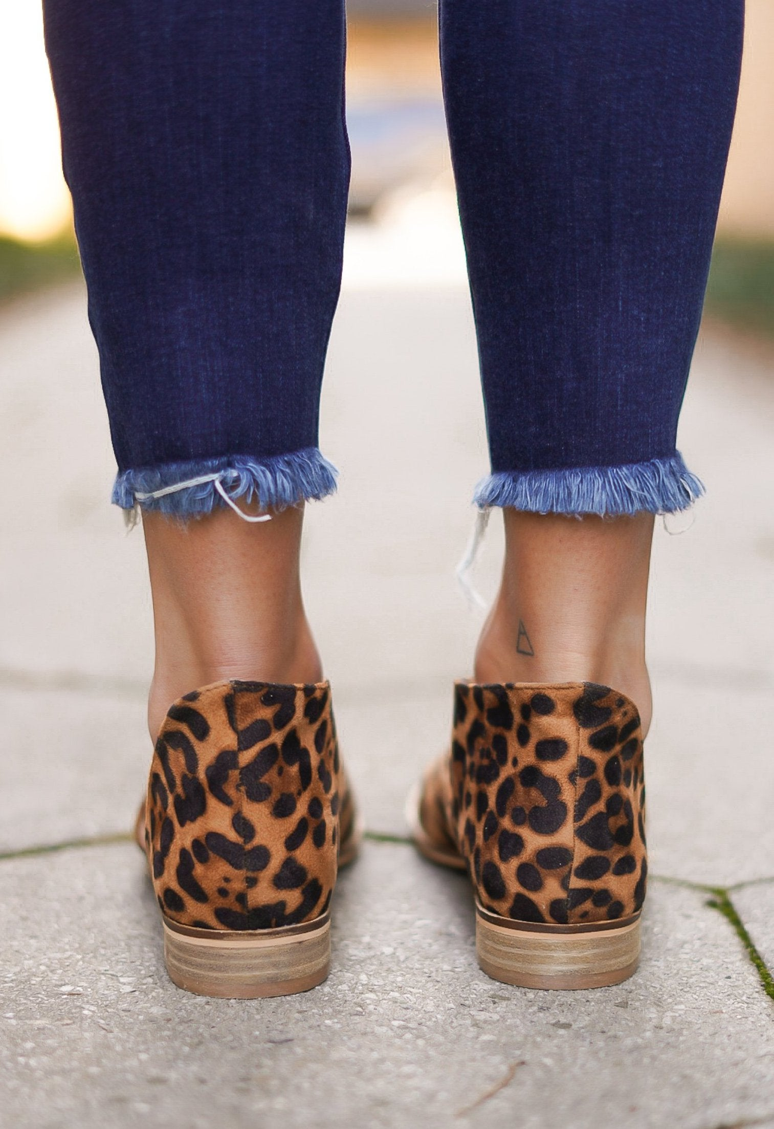 Friday Flats - Leopard