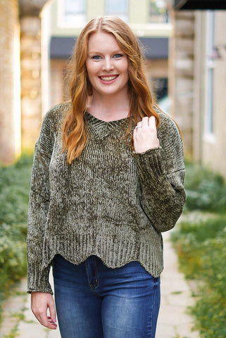 Oaklynn Oversized Sweater
