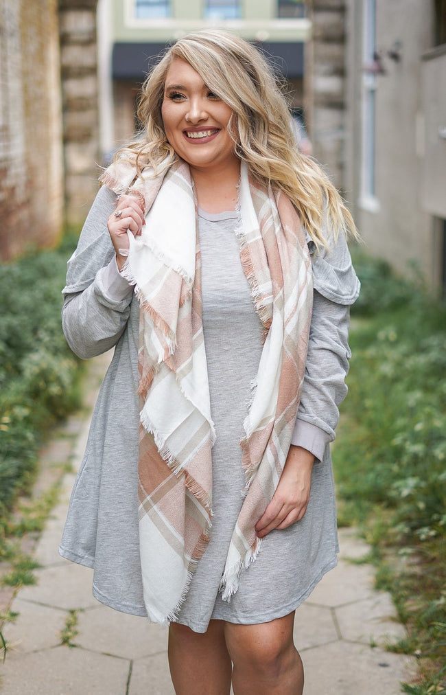 Angel Kisses Blanket Scarf