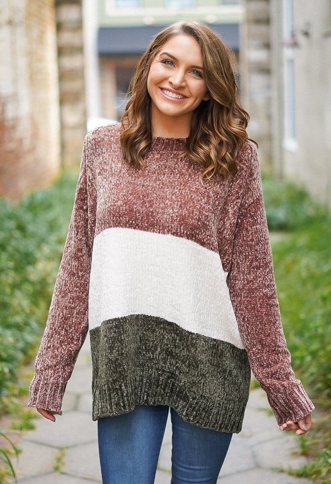 Callahan Chenille Sweater