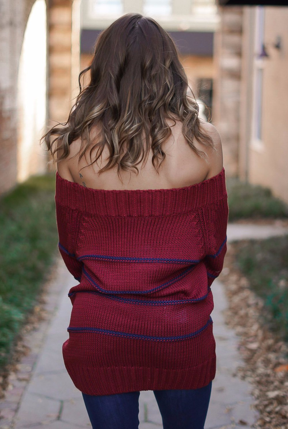 Brick House Sweater