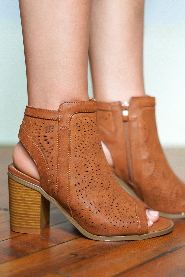 Whiskey Girl Booties