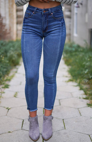 Margot Mid-Rise Denim