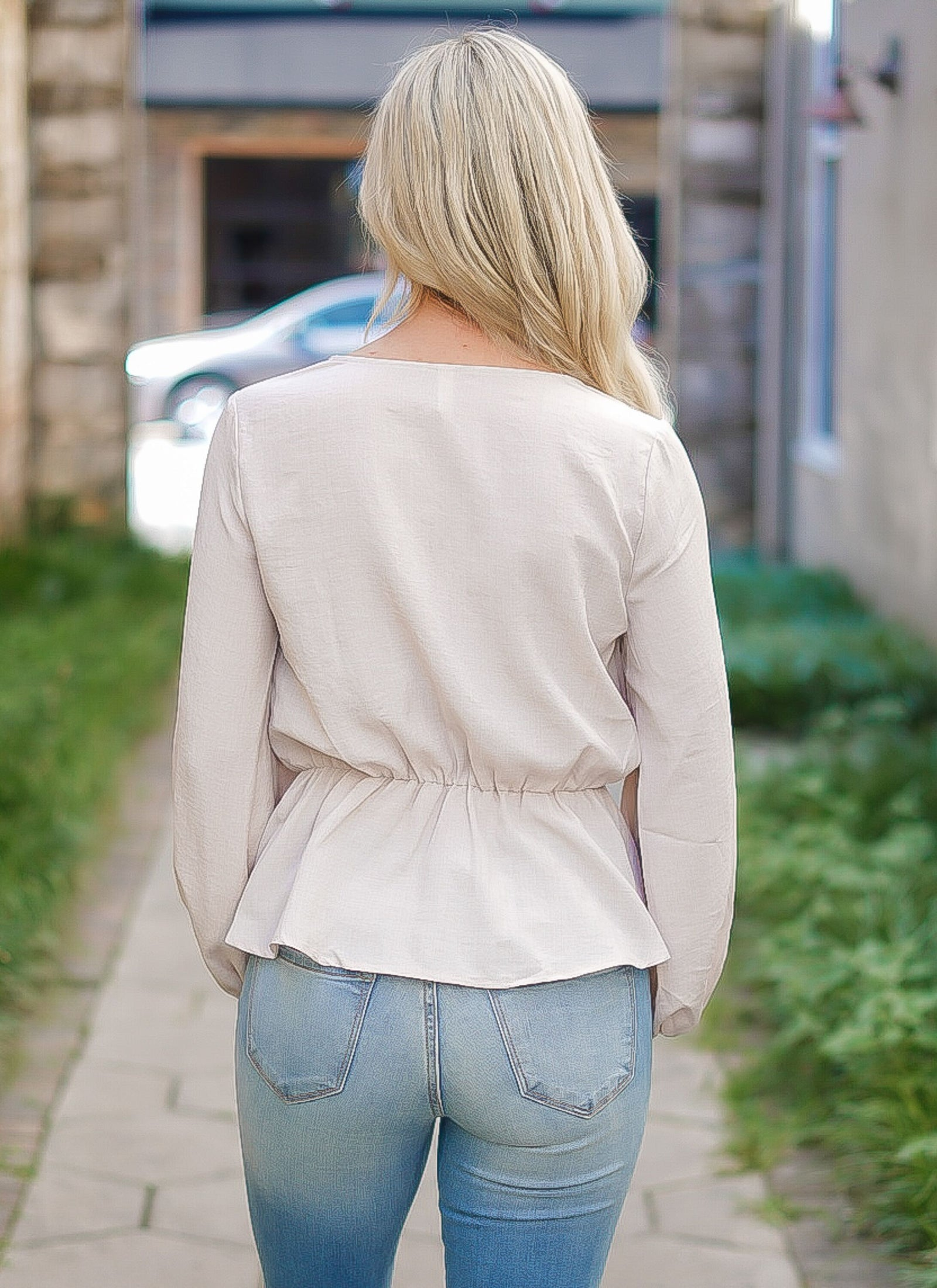 Perfect Peplum Top