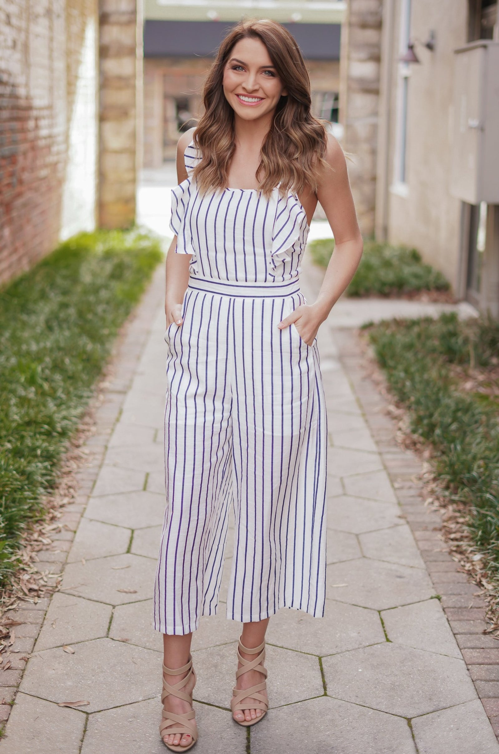Beach Cabana Jumpsuit