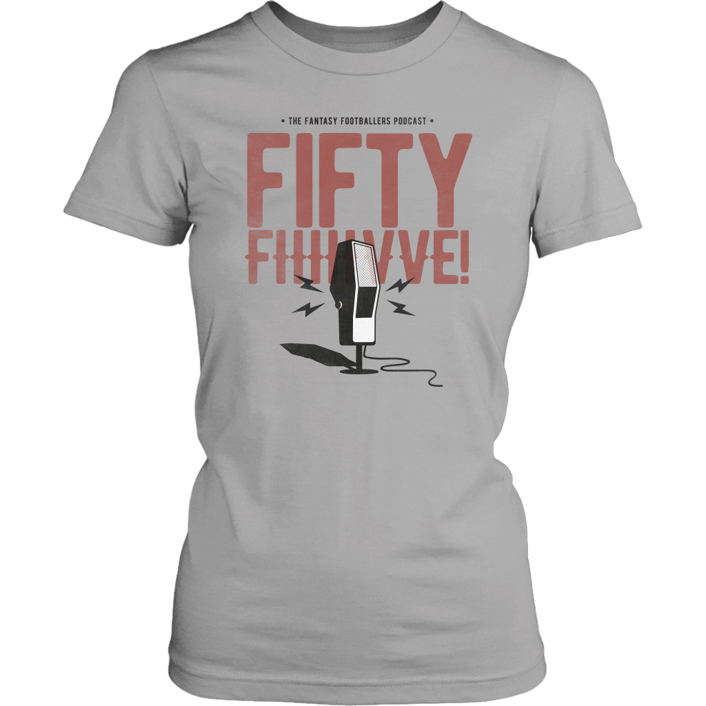 FIFTY FIIIIIVVE!