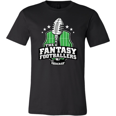 The Footballers Logo Tee