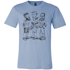 The Footballers Sketch T
