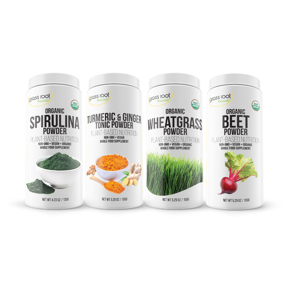 Superfood 4 Pack Bundle