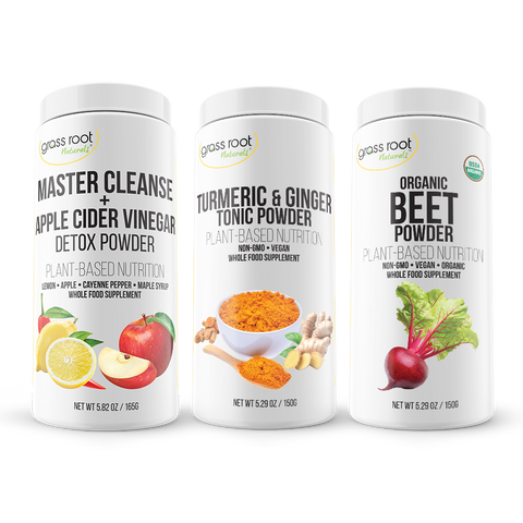 Detox Bundle Bundle 3-pack