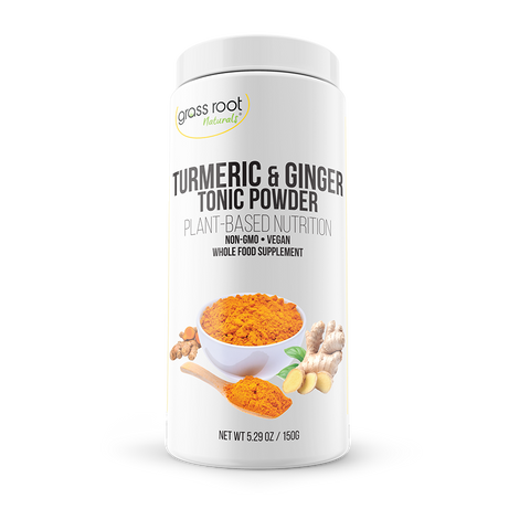 Turmeric & Ginger Powder