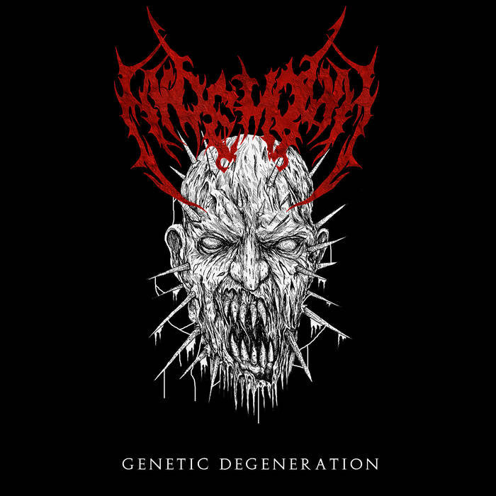 IN DEMONI - Genetic Degeneration EP OUT ON JULY 20th