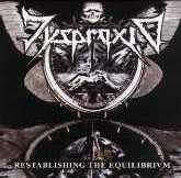 Dyspraxia ‎– Restablishing The Equilibrium  EP CD