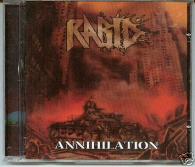 RABID | Annhilation CD
