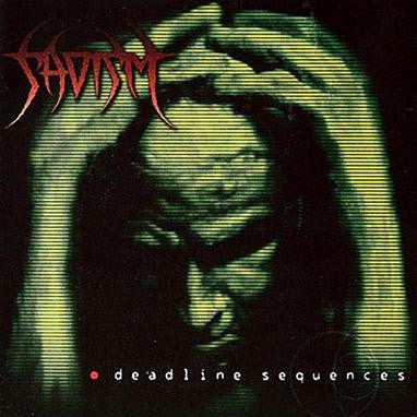 SADISM | Deadline Sequences DIGIPACK CD