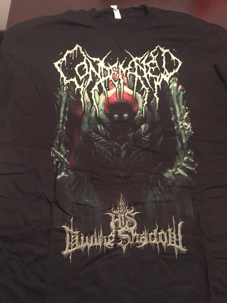 Condemned – His Divine Shadow T-Shirt