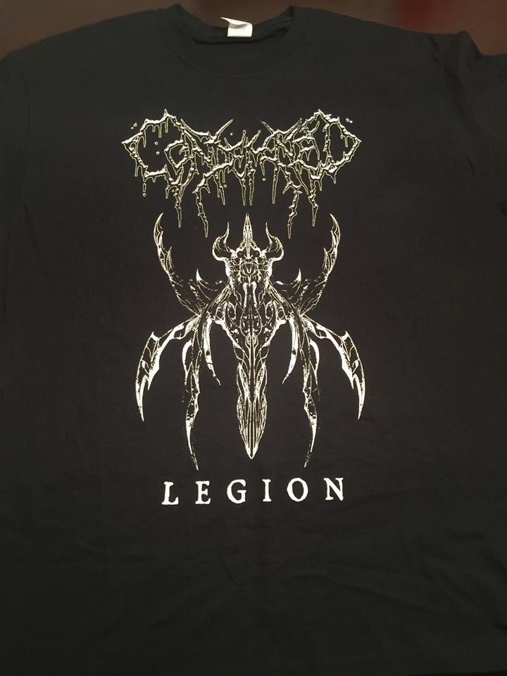 Condemned – Legion | His Divine Shadow T-Shirt