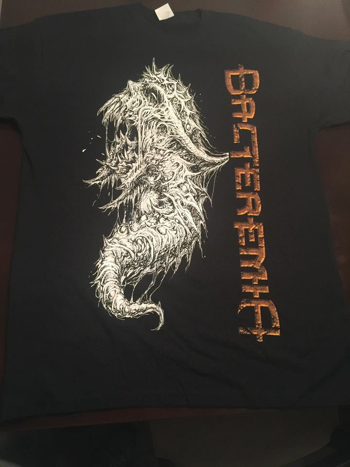 Bacteremia ‎– Furiously Reduced T Shirt