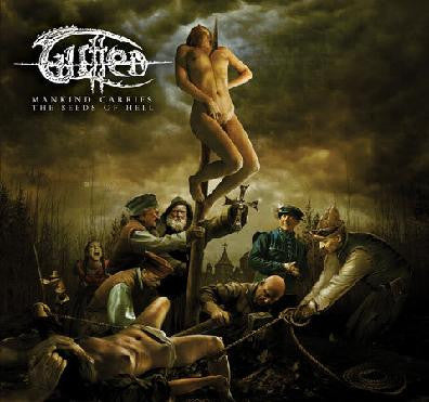 GUTTED | Mankind Carries ThE Seeds Of Hell CD