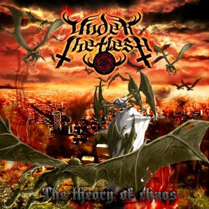 UNDER THE FLESH | The Theory of Chaos SLIPCASE CD