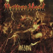 Rotten Head ‎– Inferno CD