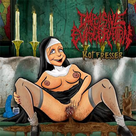 IMPULSIVE EVISCERATION | Kotfresser DIGIPACK CD