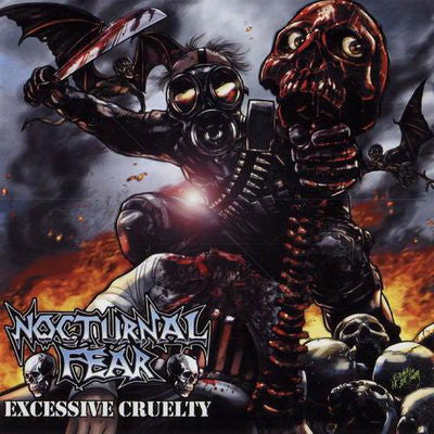 NOCTURNAL FEAR | ExceSsive Cruelty CD