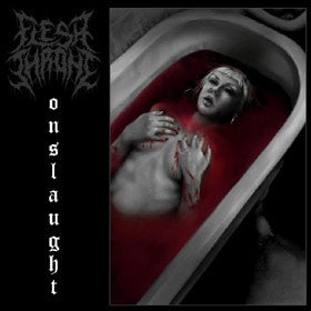 FLESH THRONE |Onslaught EP CD