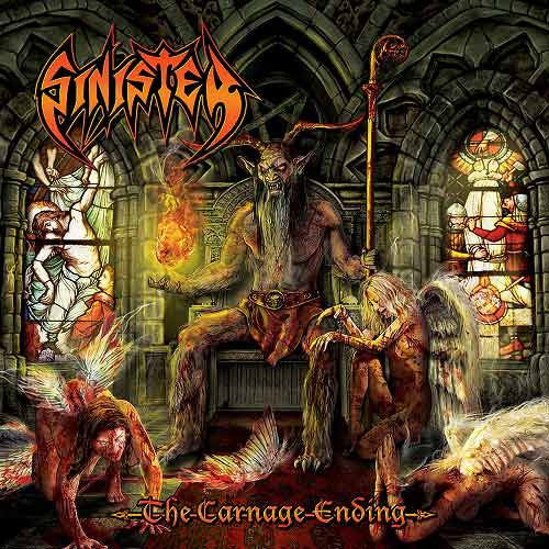 SINISTER | The Carnage Ending  CD