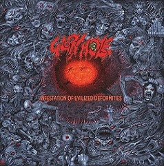 GLORY HOLE | Infestation of Evilized Deformities CD