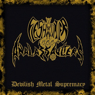 FLESH HUNTER AND THE ANALASSAULTERS | Devilish Metal Supremacy CD