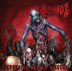 PUTRIFIED J | Devouring Rotten Viscera CD