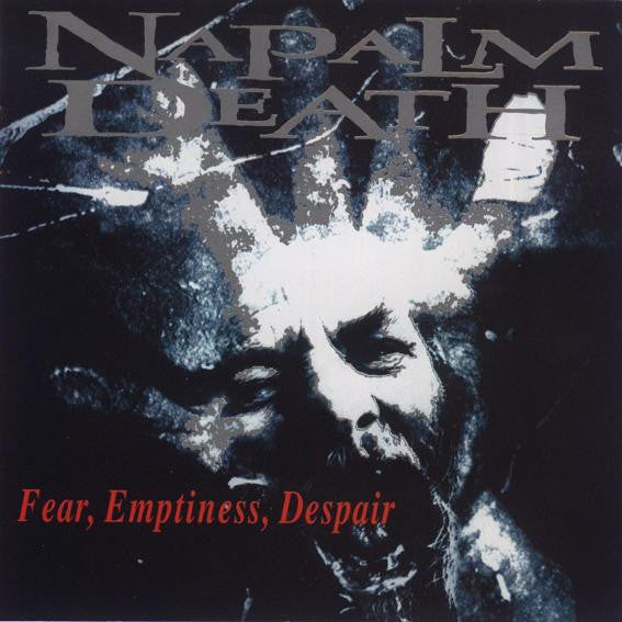 NAPALM DEATH | Fear, Emptiness, Despair CD