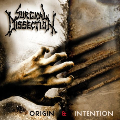 SURGICAL DISSECTION | Origin & Intention CD