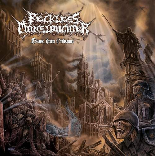 RECKLESS MANSLAUGHTER | Blast into Oblivion CD
