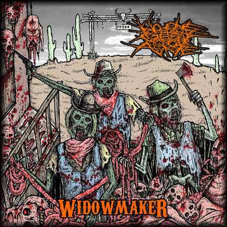 NO ONE GETS OUT ALIVE | Widowmaker CD