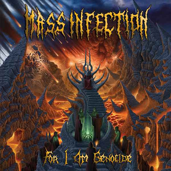 MASS INFECTION | For I Am Genocide CD