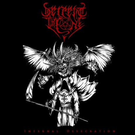 Serpent Throne - Infernal Desecration DIGIPACK EP CD
