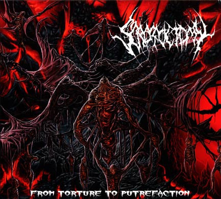 SCROTOCTOMY | From Torture to Putrefaction EP DIGIPACK