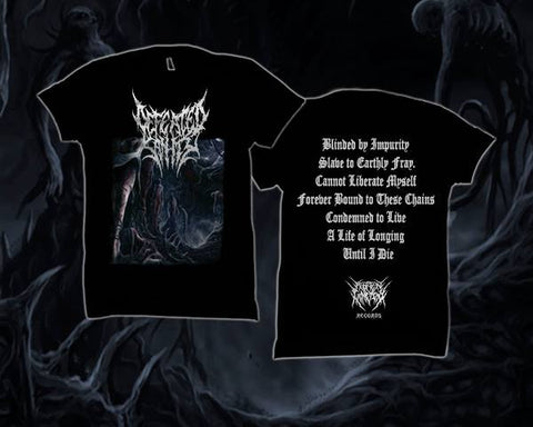 DEFEATED SANITY - Verblendung T-SHIRT out now!