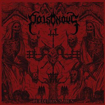 POISONOUS | Perdition's Den CD