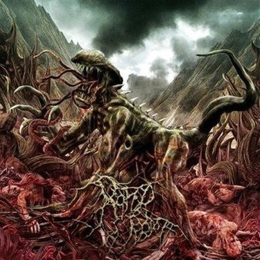 ROTTED REBIRTH | The Depth of Cessation EP CD