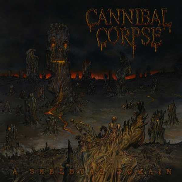 CANNIBAL CORPSE | A Skeletal Domain CD