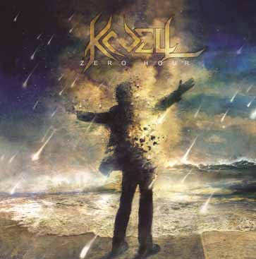 KNELL | Zero Hour DIGIPACK CD