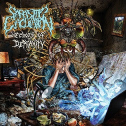 PARASITIC EJACULATION | Echoes of Depravity CD